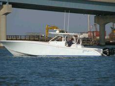 my dream boat! #Yellowfin <3