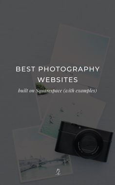 Need some tips and inspiration for your photography website? Head over to the blog! #photographywebsite #webdesign #photographywebsiteinspiration #webdesigninspiration #squarespace #squarespacedesign #squarespacedesigninspiration Photography Website Builder, Best Photography Websites, Photography Website Templates, Simple Website Design, Beautiful Website Design, Website Design Inspiration, Website Ideas, Tips, Blog