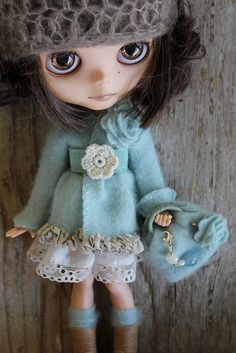 New Clothes by Abi Monroe of Taylor Couture, via Flickr