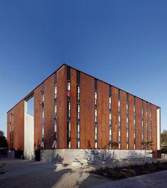 Escuela de Diseño e Instituto de Estudios Urbanos P. Universidad Católica de Chile,© Cristobal Palma / Estudio Palma