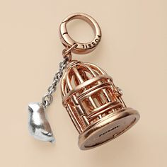 Cute Fossil Charm :) www.YouniqueByStooks.com