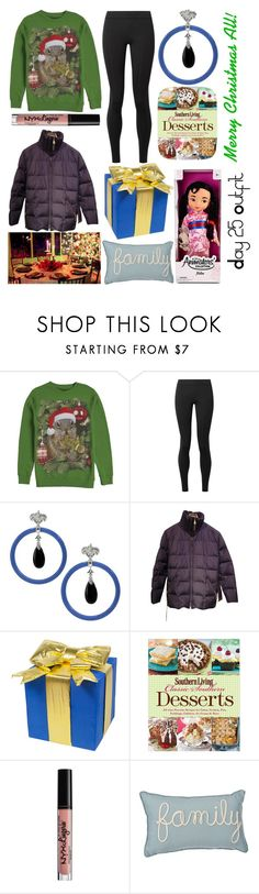 """""""December Days: 12/25/17"""" by capricandycorn ❤ liked on Polyvore featuring Fifth Sun, The Row, Dallas Prince, Bogner, NYX, Disney, men's fashion and menswear"""