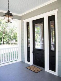 double window trim ideas