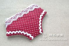 Panty purse making the tutorials - SewLover, sewing arts school | bag tutorial | bag pattern