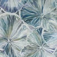 Nelumbo Fabric - Lunar