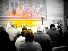Capturador de Imágenes: Santuario Cenáculo de Bellavista. Domingo 19 del tiempo ordinario. 4 de agosto 2013