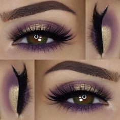Eye makeup can easily enhance your beauty and help to make you look amazing. Learn just how to begin using make-up so that you can easily show off your eyes and stand out. Learn the top ideas for applying make-up to your eyes. Gorgeous Makeup, Pretty Makeup, Love Makeup, Makeup Inspo, Makeup Inspiration, Makeup Ideas, Makeup Tutorials, Flawless Makeup, Basic Makeup