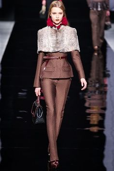 Fall/ Winter 2012-2013 Fashion Trends