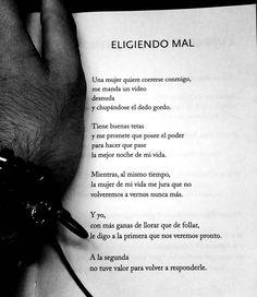 Carlos Caballero - Desvirgando a la noche con poemas suicidas Poem Quotes, Cute Quotes, Poems, Qoutes, Just Dream, Love Advice, Heartbroken Quotes, Twitter Quotes, More Than Words