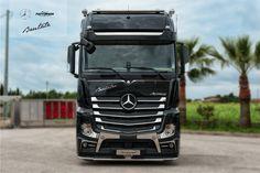 Siamo felici di mostrarvi le foto del Mercedes Actros Brutale 630 realizzato in…