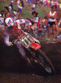 Jmb # motocross us # Honda 111