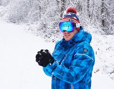 Affordable anti-fog Ski Goggles perfected. Let it snow!