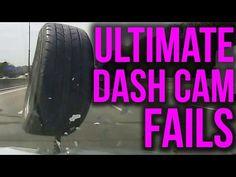 The Ultimate Dash Cam Fails (VIDEO) » DailyFunFeed