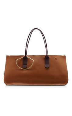610e4fe790fc Click product to zoom Brown Leather Totes