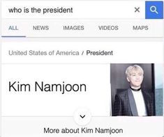 The future of America is bright af. Bts Memes, Funny Memes, It's Funny, Namjoon, K Pop, Jimin, Les Bts, About Bts, Rap Monster