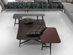 OCTET Coffee table by ROCHE BOBOIS design Maurizio Manzoni, Roberto Tapinassi