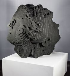 3ders.org - 3D printing turns Miguel Chevalier's virtual art into ...