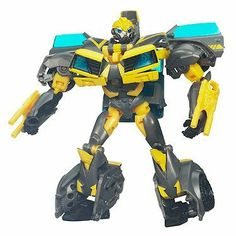 TRANSFORMERS Prime Revealers - BUMBLEBEE by Transformers. Save 28 Off!. $12.99. Outfitted with new chameleon tech developed by AUTOBOT RATCHET, BUMBLEBEE finds he is free to go anywhere and do anything. As his high-tech paint shifts colors and patterns to hide him from view, he easily slips in behind an unwary DECEPTICON®, and then moves in to finish him off. Your fierce SHADOW STRIKE BUMBLEBEE figure is ready to make big trouble for the AUTOBOTS! In robot mode, your SHADOW STR...