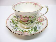 Royal Albert Morning Dew - Country Bouquet Collection