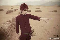 Mejores cosplay de Naruto ♡♡♡ - Gaara ❤ - Wattpad