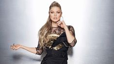 FOX NEWS: Fergie talks about her 'gifted' body dishes on co-parenting with Josh Duhamel and 'The Four'