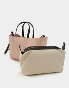 518f656a30d5 Shopper tote bag - PULL BEAR