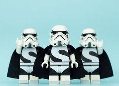 HEROES #lego #legostagram #minifig #minifigures #legomania #lego365 #stormtrooper #레고 #レゴ #ミニフィグ #ストームトルーパー by lego_creatorclub