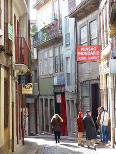 Con alma de valija.: Primera aproximación al Douro por el puente Luis I...