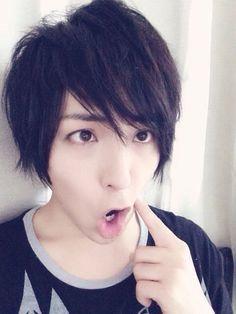 I love him so much(≧∇≦)