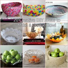 Greetings from i Creative Ideas! Are you looking for some easy and fun craft ideas to do at home? How about making aunique bowl with your own hands? Here at i Creative Ideas, we have collected a nice roundup of 20 creative DIY ideas and projects to make a unique …
