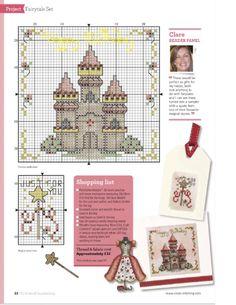 Gallery.ru / Photo # 19 - The world of cross stitching 220 - tymannost