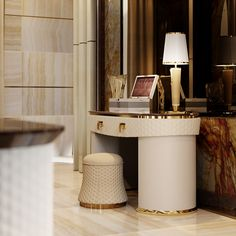 Vogue Bedroom www.turri.it Luxury design dressing table