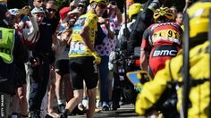 Chris Froome running up Mont Ventoux to retain the yellow jersey will be one of the memorable moments from #TDF2016. What are your memorable moments? #moreadventure