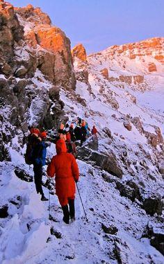 Mount Kilimanjaro - Epic climbs around the world