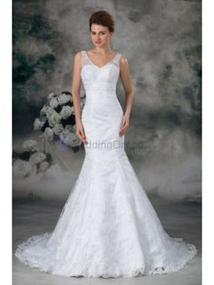 Lace 2017 Wedding Dresses Mermaid V-neck Appliques Lace Boho Cheap Backless Wedding Gown Bridal Dresses Vestido De Noiva Wedding Dress Necklace, V Neck Wedding Dress, Wedding Dresses 2014, Custom Wedding Dress, Backless Wedding, Cheap Wedding Dress, Bridal Dresses, Wedding Gowns, 2017 Wedding