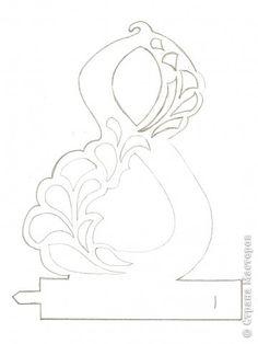 Поделка изделие 8 марта Аппликация Вырезание Квиллинг Корзинка-восьмёрка Бумага Бумажные полосы фото 2