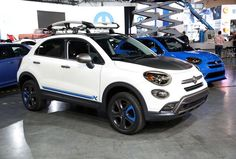 The FIAT #500X Mobe concept by @OfficialMOPAR is ready for the perfect weekend.  # #FIAT #FIATUSA #Ciaobaby #FIATlove #500Love #FIATfamily #Italian #CarPorn #CarsWithoutLimits #ItalianStyle #ItalianCar #crossover #cars #auto #car #automotive #drive #autos #instacar #caroftheday #cargram #style