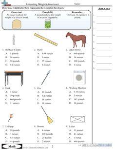 1000 images about measurements on pinterest measurement activities worksheets and. Black Bedroom Furniture Sets. Home Design Ideas