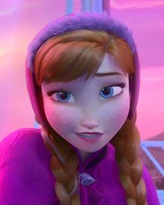 Anna Frozen, Disney Frozen Elsa, Disney Princesses, Disney Characters, Fictional Characters, Scene, Fans, Princess, Art