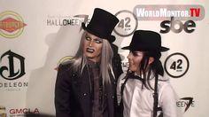 Adam Lambert and Sauli Koskinen attend Fred and Jason's 7th Annual Hallo...2012