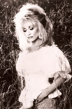 Dolly Parton...took mom to see her at the House of Blues in New Orleans...small venue and she was awesome