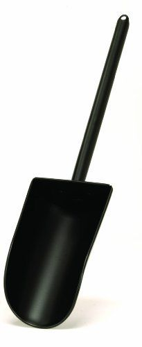 Minuteman International CS-02 Coal / Pellet Scoop by Minuteman. $18.29. Black powder coated. Traditional style. Measures 4-inch w by 20-inch l. For use with any of our coal hods / pellet buckets. Finished in a black powder coat.