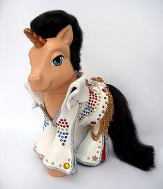Elvis My Little Pony