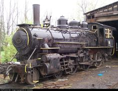 RailPictures.Net Photo: 14 Arcade & Attica Railroad Steam 4-6-0 at Arcade, New York by J.D. Gallaway
