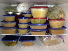 Freeze Meals Before Chemotherapy for Easy Meals When Not at Your Best