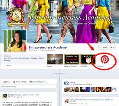 Integrate Your Facebook & Pinterest Marketing