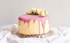 Nadiya Hussain's Her Majesty's cake