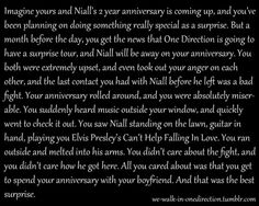 Niall would do that.And that is my favorite song