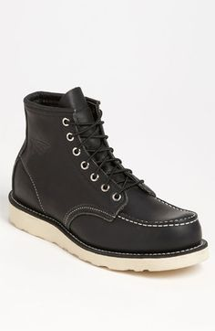 Red Wing 'Classic Moc' Boot (Online Exclusive) available at #Nordstrom