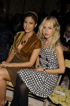 Eva Mendez & Rachel Zoe